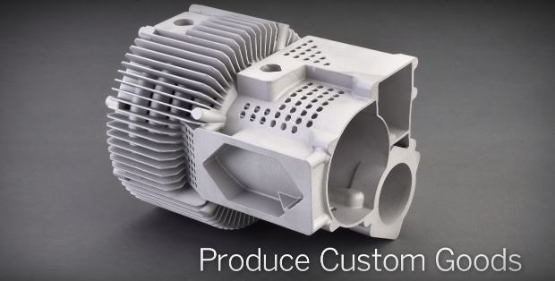 SAP and UPS are collaborating on making 3D printing a seamless distributed manufacturing process.